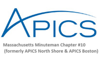 APICS Massachusetts Minuteman Chapter logo